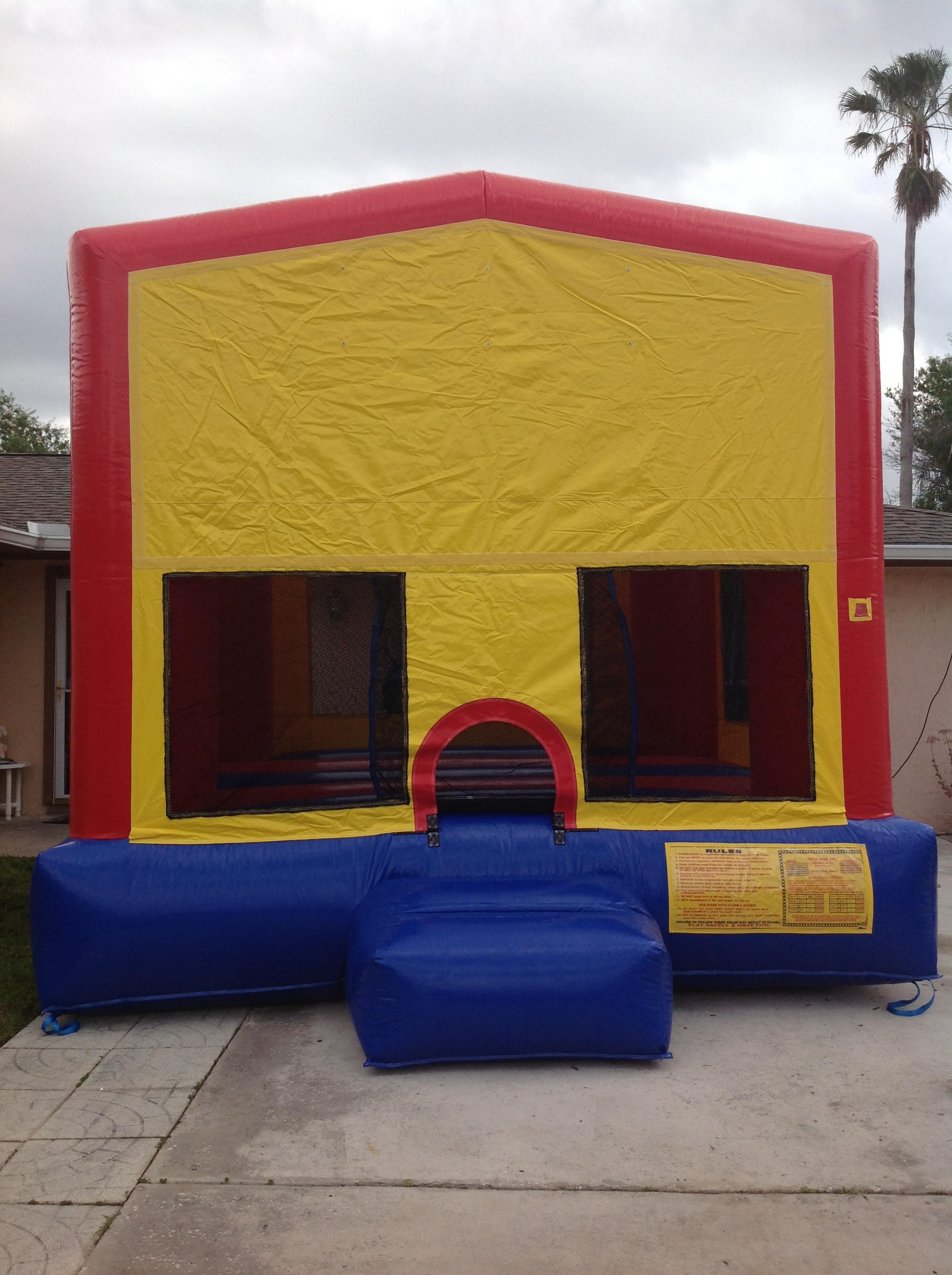 Awesome Bounce Houses Inflatable Slides Rental Kissimmee Orlando Download Free Architecture Designs Scobabritishbridgeorg